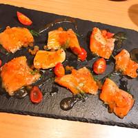 チーズタッカルビ×ラクレットチーズ サルーテ-