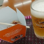 ばくだん焼本舗 - ドリンク写真: