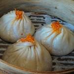 JOE'S SHANGHAI NEWYORK - 蟹肉入り小籠包