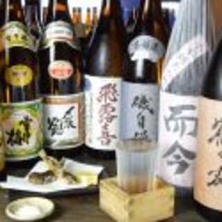 新潟の地酒・全国の吟醸酒