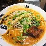 カラシビ味噌らー麺 鬼金棒 池袋店 -