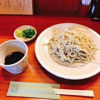 蕎麦工房 膳 - 料理写真:もり蕎麦