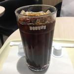 ドトールコーヒーショップ - 定番のアイスコーヒーを飲んだばい