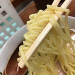 101581660 - やや縮細麺
