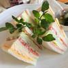 コーヒーパーラー ヒルトップ - 料理写真:ミックスサンドイッチ