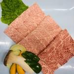 焼肉 美楽園 - 料理写真:上カルビ