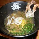 舞嶺麺 - 料理写真:海鮮塩