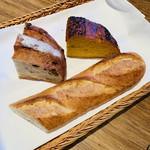 Couche - 食べ放題の自家製パン