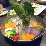 101586281 - 新鮮野菜のろくよんバーニャカウダ
