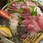 オハシ - 料理写真:大漁盛り2019.02.04