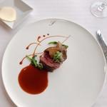 レ セゾン - 和牛フィレ肉のポワレ