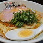 近江熟成醤油 十二分屋 - 料理写真:十二分屋そば
