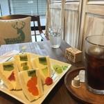 JULES VERNE COFFEE - いっぷくぅ~(*'ω'*)