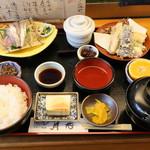 いわし料理 円芯 - 料理写真:いわし松セット