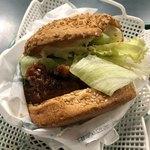 101599651 - ダントツナンバーワンセット(チャイニーズチキンバーガー、ラキポテ、自家製新鮮本物ウーロン茶)