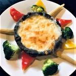 DoDoDo - 新作【あふれるチーズのシカゴPizza】