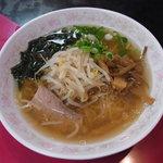 10160112 - 半定食(ラーメン)