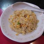 10160113 - 半定食(炒飯)