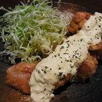 Shin‐和 dining - チキン南蛮は本場もんとは少しね('11/11)
