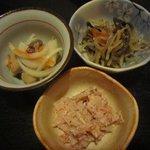 Izakayakoinobori - お通し
