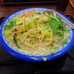 那の国ちゃんぽん - 料理写真: