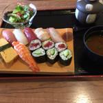 鮨遊膳 みのり -