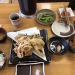 天ぷら徳家 - 徳家定食