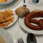 IKEAレストラン - ポテトやプレッツェル