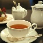 ロビーラウンジ「ゆう」 - 紅茶