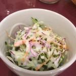 101609811 - 前菜のサラダ