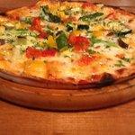 10161107 - ☆彩り野菜のピザ☆