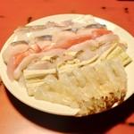 蘆月 - お魚色々。