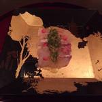 米屋別荘 - 鯛 オリーブオイル からすみ