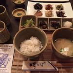 米屋別荘 - 朝食