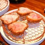 銀座かつかみ - ☆米澤豚(ヒレ)