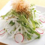 土筆んぼう - 大根サラダ