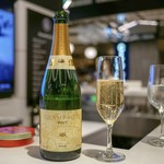 キャビアハウス&プルニエ サンドイッチハウス - ■Champagne Lombard & Cie Brut Cuvée Supérieure 1400円