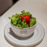 キャビアハウス&プルニエ サンドイッチハウス - ☆サラダ