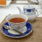 アトリエコータ - ☆温かい紅茶 500円