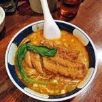 Shinamenhashigo - 排骨担々麺 1000円