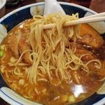 Shinamenhashigo - パツンとした細麺!