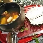 魚貝三昧 げん屋 - すっぽん壺蒸しオープン
