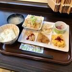 スーパーホテル - 料理写真:[2019/02]健康無料朝食(宿泊代に含む)
