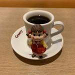 グルービー - ドリンク写真:ブレンドコーヒー ¥350-