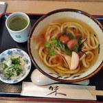 宮島 - 料理写真:梅うどん