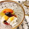 みのお茶寮 - 料理写真:贅沢コラボ