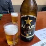 101636899 - 瓶ビール(大瓶)