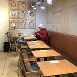 キーズカフェ - カフェ内トイレ無し