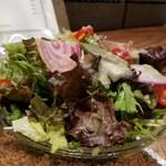ペスカ - 季節野菜のサラダ