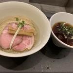 らぁ麺やまぐち - 【2019.1.26】つけそば950円